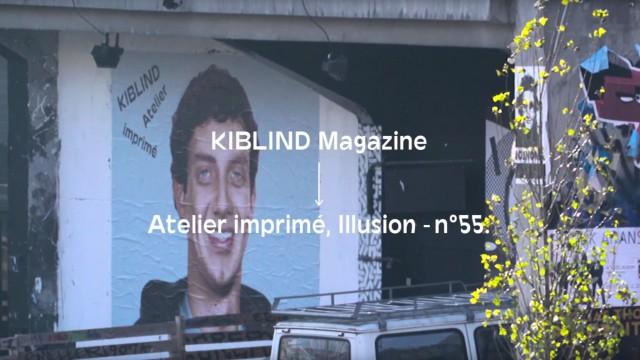 Kiblind 55 paris