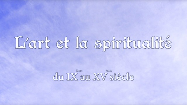 Lart et la spiritualité