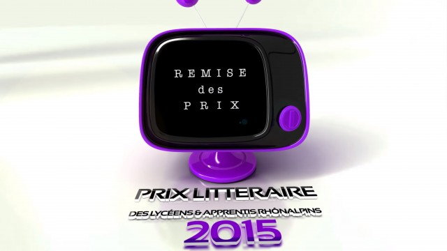 Prix littéraire 2015 Lycée