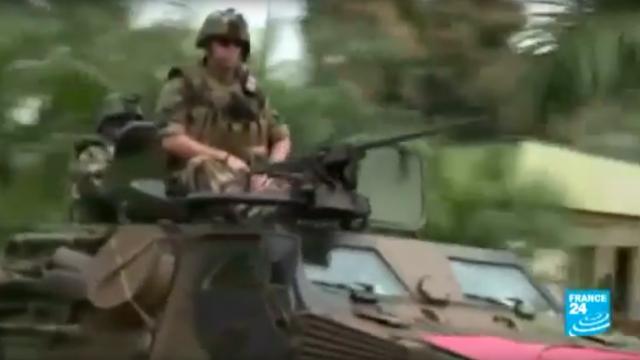 euronews desarmement